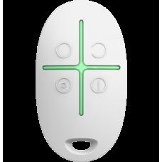 Ajax SpaceControl белый брелок для беспроводной сигнализации