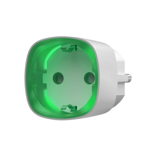 Ajax Socket  радиоуправляемая розетка со счетчиком энергопотребления