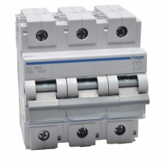 Hager HLF380S 80A трехфазный автоматический выключатель