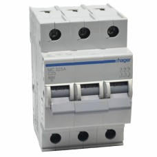 Hager MC325A 25A трехфазный автоматический выключатель