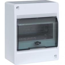 Hager VD106TD распределительный накладной щит на 6 автоматов