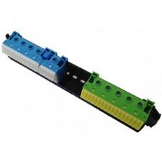 Клеммные колодки для щитов Hager PE/N: 19xN+17xPE / 5xN+5xPE