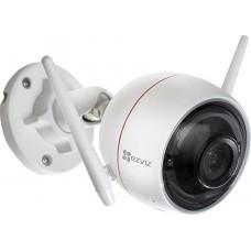 EZVIZ CS-CV310-A0-1B2WFR (2.8 мм) 2 Мп уличная Wi-Fi IP камера со свето-звуковой сиреной