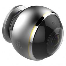 EZVIZ CS-CV346-A0-7A3WFR (1.2) 3 Мп Wi-Fi IP камера с обзором на 360°, рыбий глаз