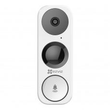 EZVIZ CS-DB1 (A0-1B3WPFR) 3 Мп Wi-Fi дверной звонок