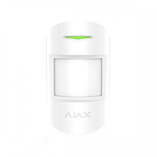 Ajax MotionProtect Plus беспроводной датчик движениябелый