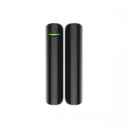 Ajax DoorProtect Plus беспроводной черный датчик открытия с сенсором удара и наклона
