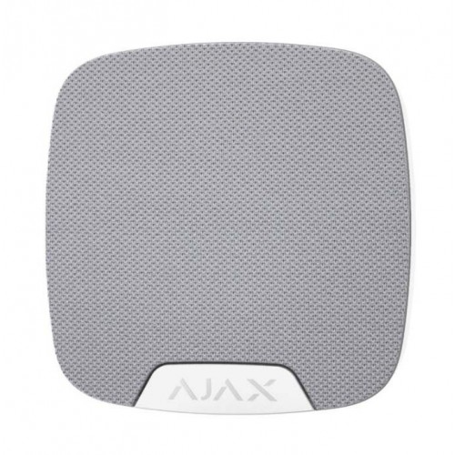 Ajax HomeSiren белая беспроводная комнатная сирена