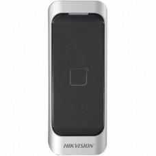 Считыватель Hikvision DS-K1107M для Мifare карт, уличная установка