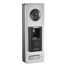 Автономный биометрический контроллер с функцией домофонии Hikvision DS-K1T501SF