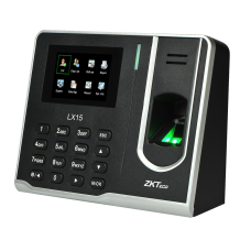 Автономный биометрический считыватель с функцией учета времени ZKTeco LX15