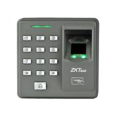 Контроллер автономный биометрический ZKTeco X7