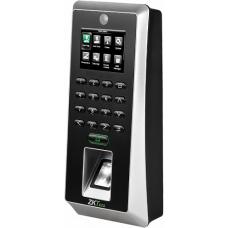 Биометрический IP контроллер доступа по отпечатку, фотографии и карте ZKTeco F21/ID