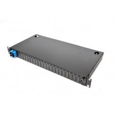 Оптическая патч-панель 2xSC Duplex адаптеры, Single Mode