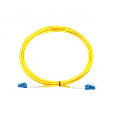 Оптический патчкорд LC-LC UPC SM 1м Simplex Slim (2мм)