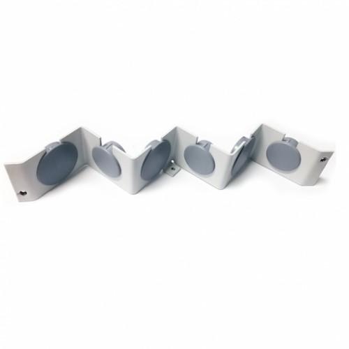 Кабельный ввод угловой для оптических патч-панелей FOPE