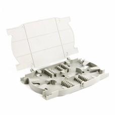 Сплайс кассета на 24 сварки для оптической патч-панели
