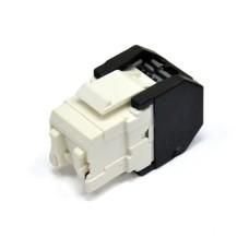 Модуль Keystone UTP RJ45 cat 5e белый, Corning