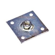 Крепление для металлической шпильки М8 к стене и потолку