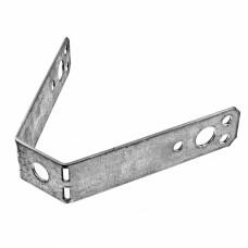 Пластина для крепления шпильки M8 к профнастилу