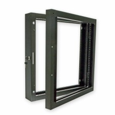 Поворотная рама для серверного шкафа 15U, черная