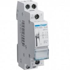 Hager EPN520 импульсное реле 230 В/16 А