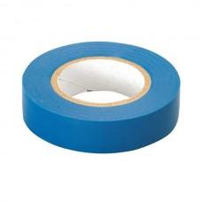 Изоляционная лента синяя 20 метров, 0,14 мм х 17 мм