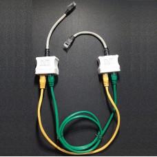 Как раздвоить интернет кабель