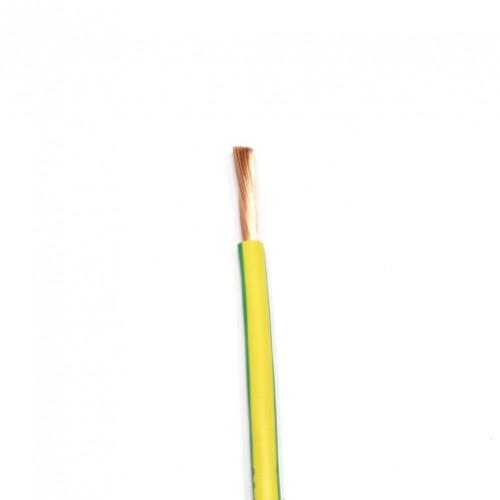 Провод ПВ 3 1х2,5 мм2, ПВХ изоляция.