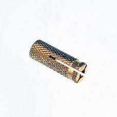 Распорный дюбель М8х28,d10mm , латунь
