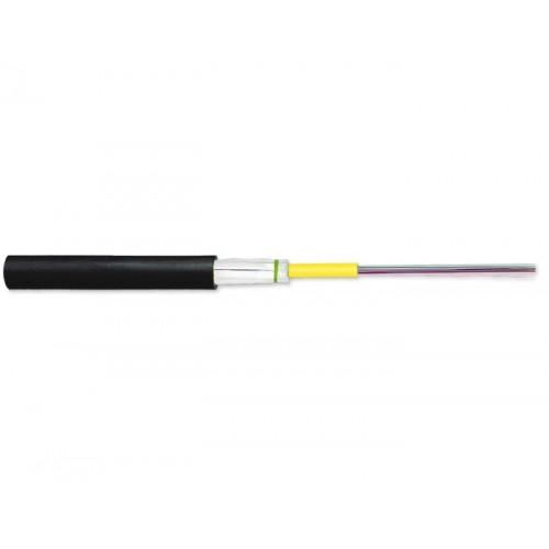 ВО кабель универсальный 1×8 E9/125 (OS2), монотуб, диэлектрическая защита, LSZH ™ / FRNC, FREEDM ™ Gel-Free