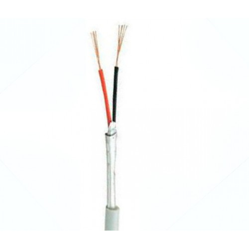 Кабель для сигнализации ALARM 2х0,22, медный, многожильный FTP