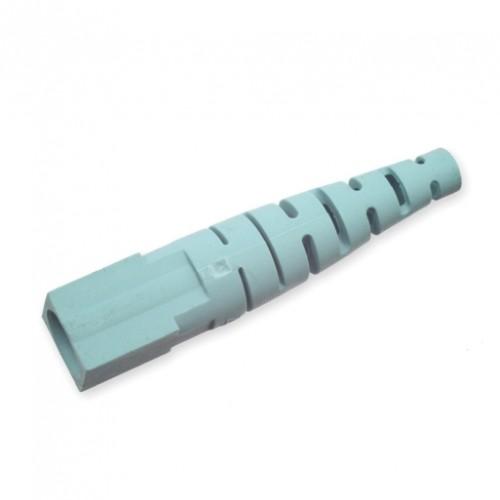 Колпачок 3.0 мм, для SC коннекторов, бирюзовый (ступ. проф.), Corning