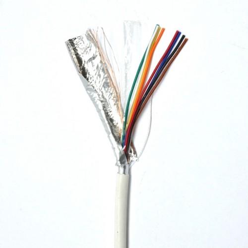 Кабель для сигнализации ALARM 10х0,22, медный, многожильный, FTP