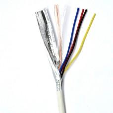 Кабель для сигнализации ALARM 4х0,22, медный, FTP