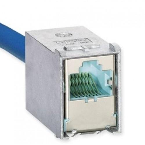 Модуль экранированный 10GBase-T, S10TEN, 1xRJ45, FutureCom