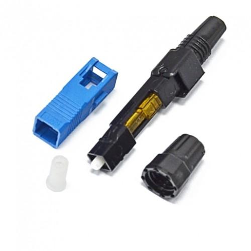 Коннектор SC SM (3mm) быстрого монтажа