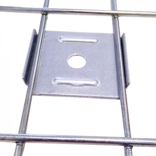 Пластина центрального подвеса под шпильку М8-М10