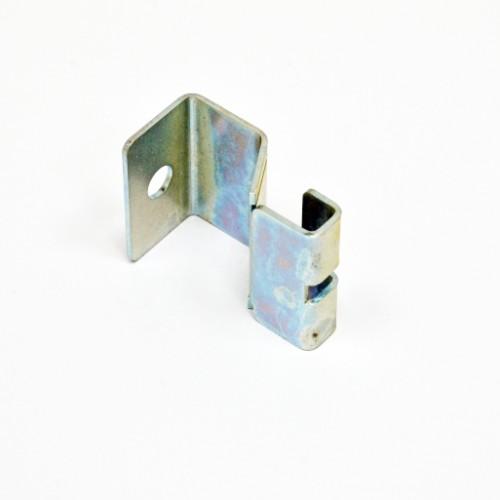 Скоба для подвеса сетчатого лотка, S-обр., оцинкованая
