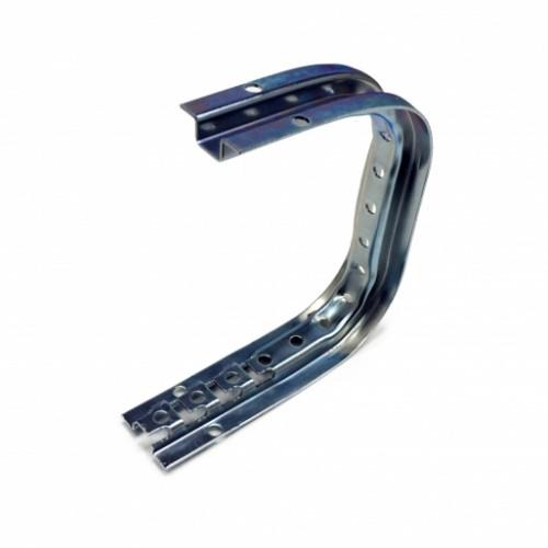 Кронштейн для сетчатого лотка 100 мм, 2,0 мм, оцинкованный