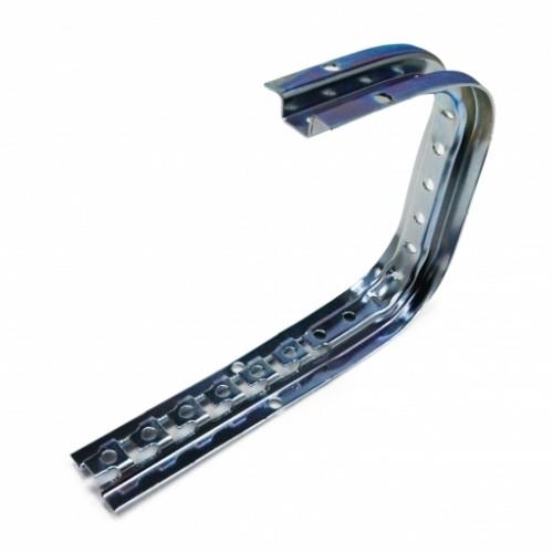 Кронштейн для сетчатого лотка 200 мм, 2,0 мм, оцинкованный