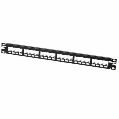"""Рамка для наборной 19 """"патч-панели, 24 порта Mini-Com"""