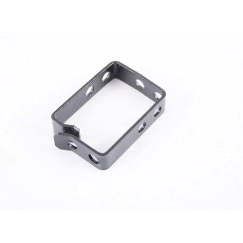 Кабельный организатор-кольцо 44х60, метал 2мм, черный