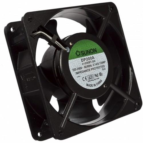 Вентилятор к шкафам на подшипниках (120х120х38)