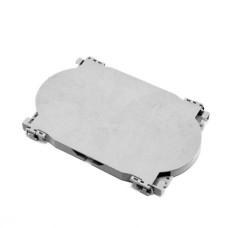 Сплайс-кассета для 24 соединений, тип 02, серая, Fiber Well