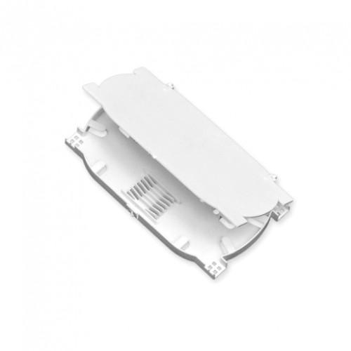 Сплайс-кассета для 24 соединений, тип 02, белая, Fiber Well