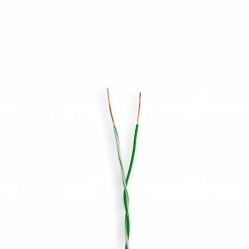Провод кроссировочный 1х2х0.5, 500 м катушка, зеленый