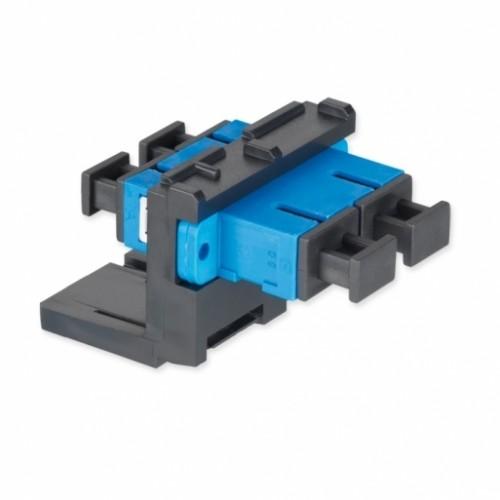 Модуль LANC 2ХSC SM (одномод), металлическая втулка, для установки в розетку/патч-панель
