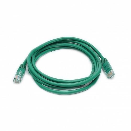 Патч-корд UTP, 0,5 м, кат. 5e, зеленый