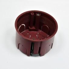 Коробка монтажная, в гипсокартон, с металическими лапками.